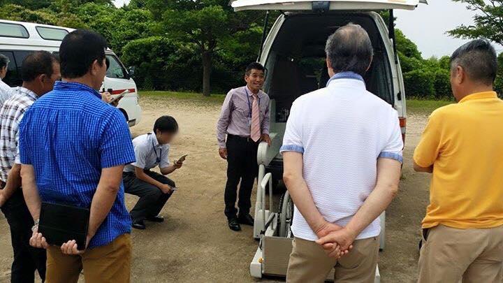 山口県 下関市にて安全運転講習会を開催