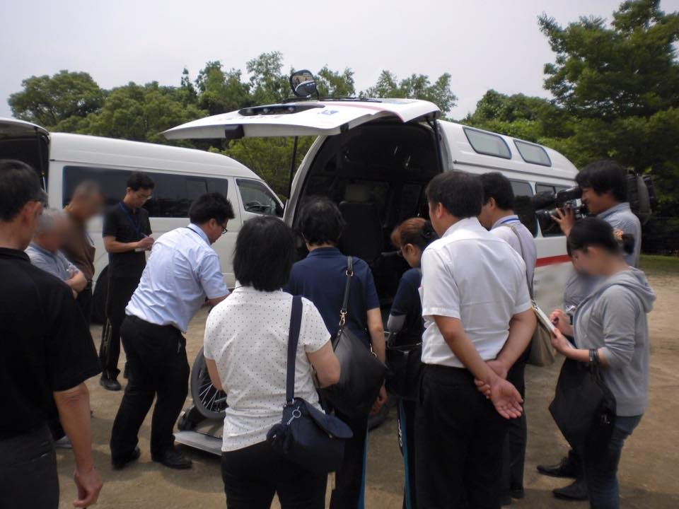 山口県 下関市で安全運転講習会を開催